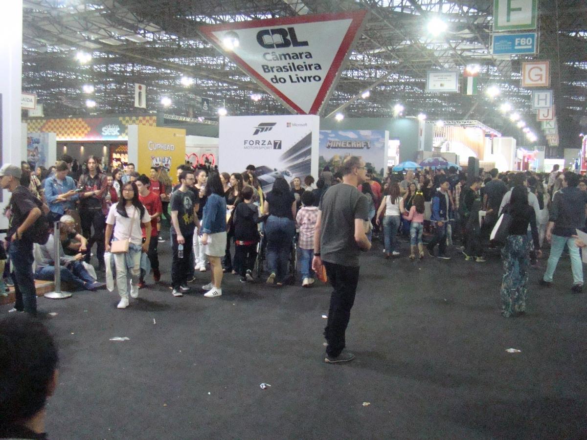 Imagem 63 do Evento COMPENDIUM na 25ª Bienal do Livro de São Paulo