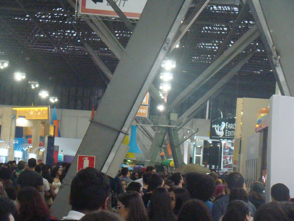 Imagem 77 do Evento COMPENDIUM na 25ª Bienal do Livro de São Paulo