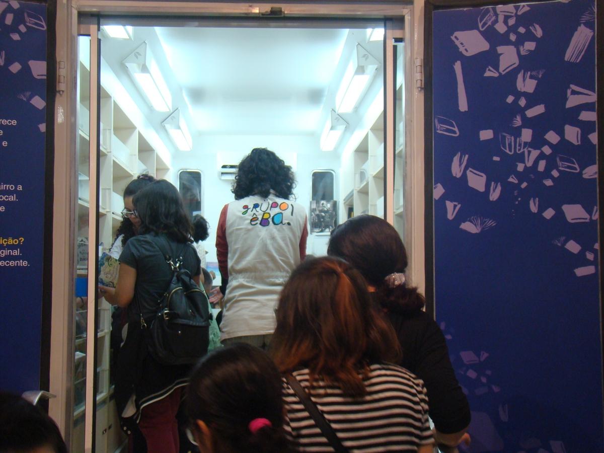 Imagem 91 do Evento COMPENDIUM na 25ª Bienal do Livro de São Paulo
