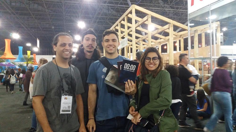 Imagem 111 do Evento COMPENDIUM na 25ª Bienal do Livro de São Paulo