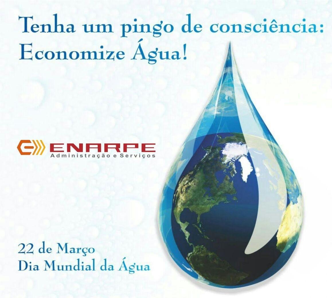 Dia Mundial da Àgua