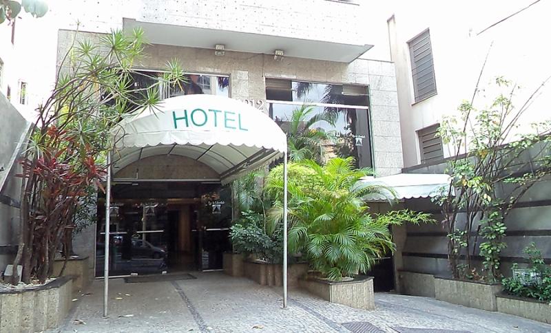 HOTEL Praça da Liberdade
