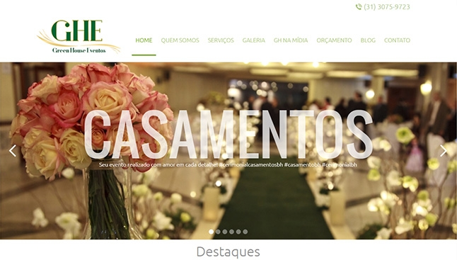 Green House Eventos