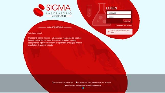 Sigma Laboratório