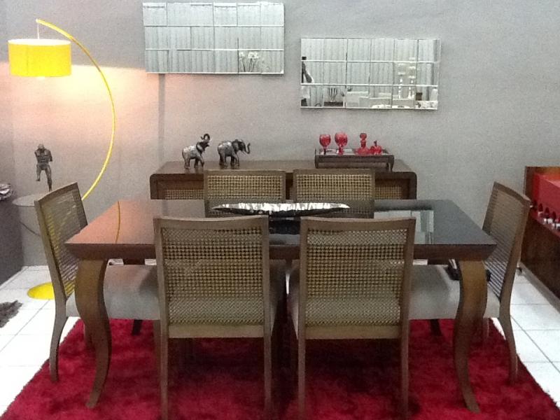 Mesa de Jantar Carrara