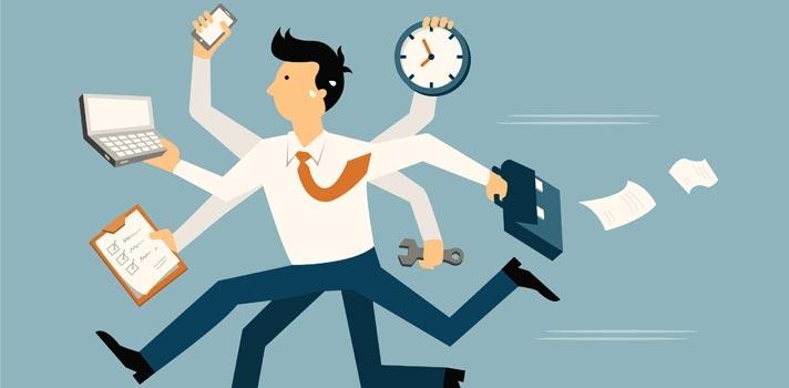 Imagem da notícia Cinco modos de reduzir a tensão no trabalho