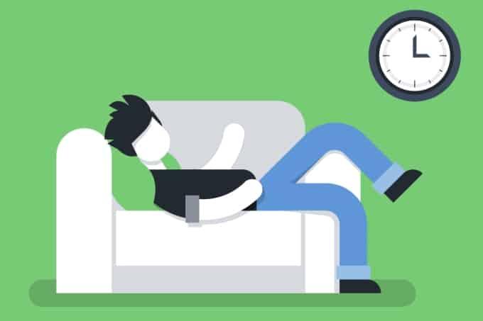 Imagem da notícia Cochilar durante o dia pode evitar infartos, diz estudo
