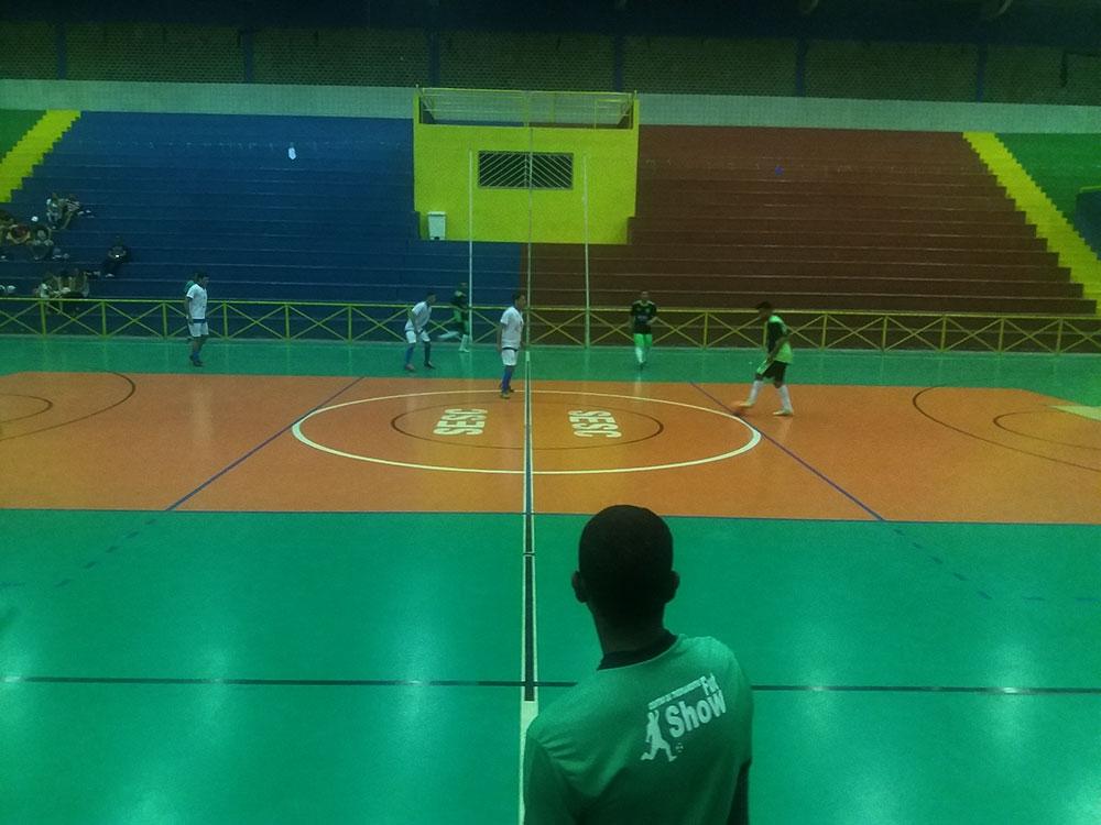 Imagem da notícia Começam dia 9 as inscrições para o 26º. Torneio de Futsal-Dia do Comerciário