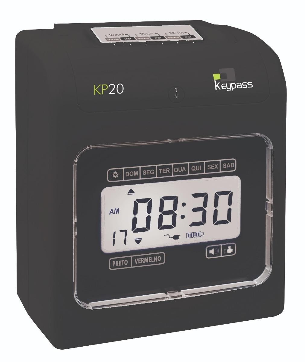 Relógio de Ponto Cartográfico KP20