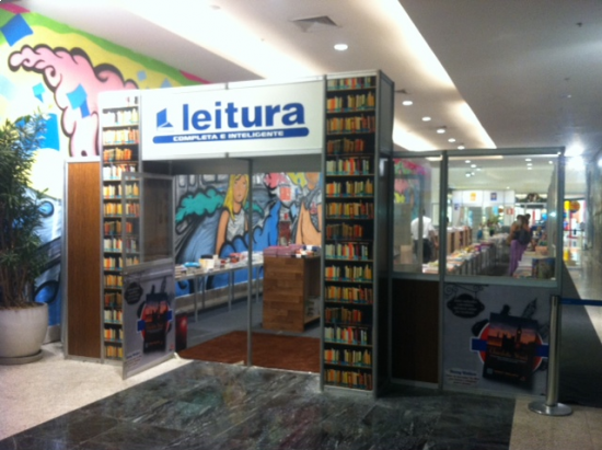 Leitura Shopping Estaçao
