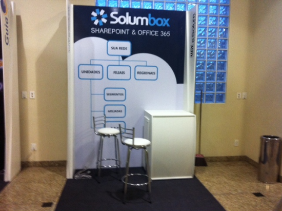 Solum Box Evento ECM Show BH