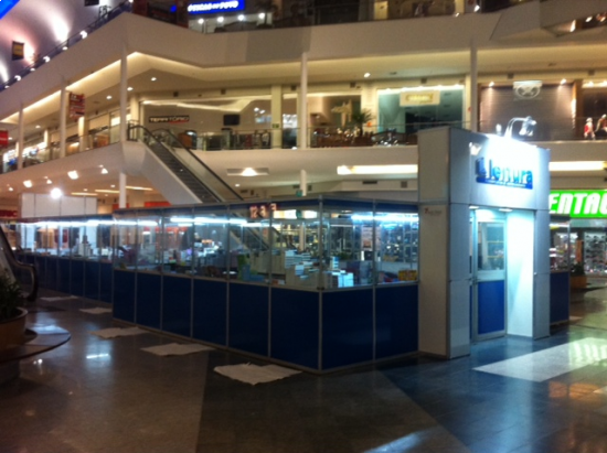 Feira do Livro - Shopping Del REy