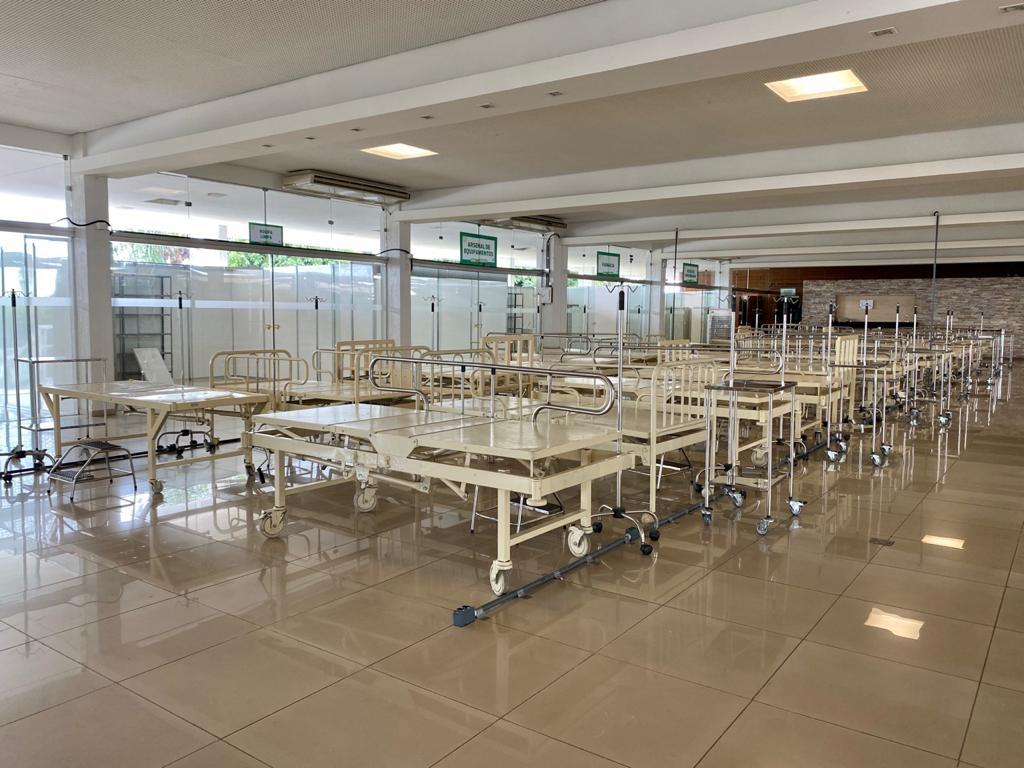 BETIM - MG / Leitos hospital de campanha