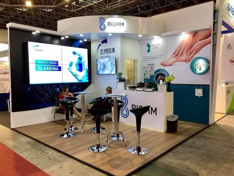 BIOMM - EVENTO EXPOMINAS 2018