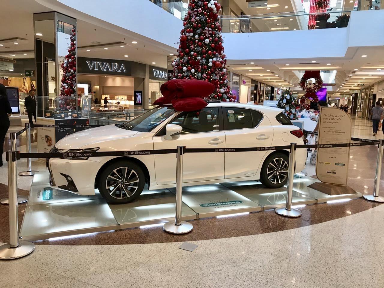 Natal 2018 BH Shopping