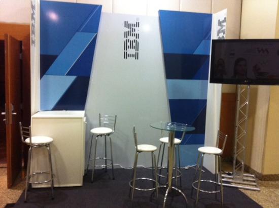 IBM Evento ECM Show BH