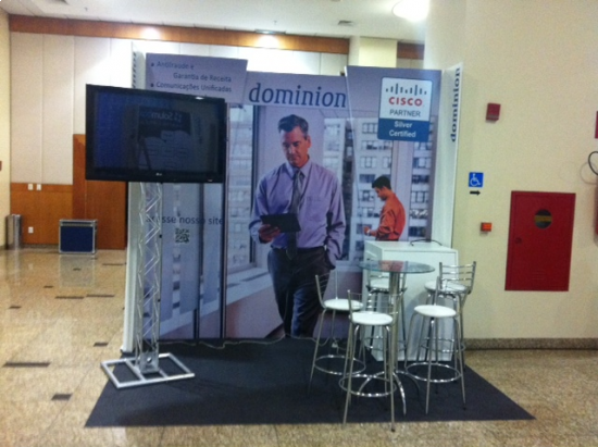 Dominion Evento ECM Show BH