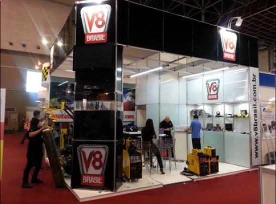 V8 Minasparts 2013