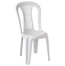 Cadeira de pvc branca