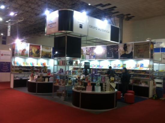 Autentica Bienal do Livro 2012