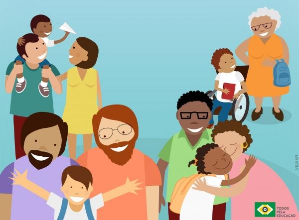 Dias dos Pais, Dias das Mães, ou Dia da Famíia?