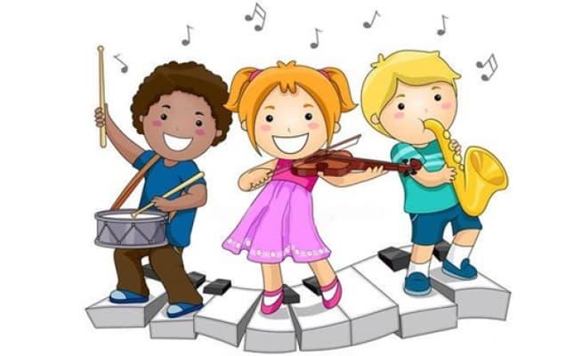 Qualquer estilo,boa música ajuda a criança a se desenvolver
