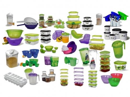 Artigos Variados de Plásticos para Cozinha