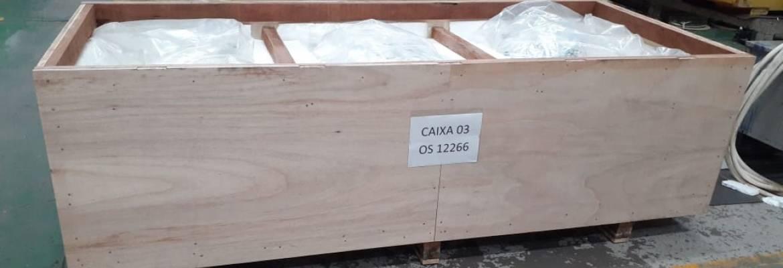 Embalagens de Madeira - 5