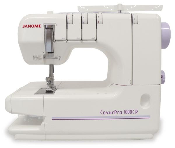 Janome 1000CP - Galoneira