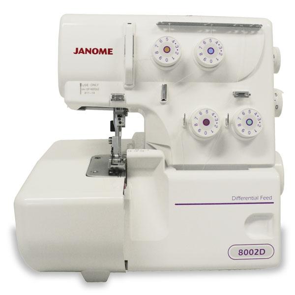 Janome 8002D - Overlock