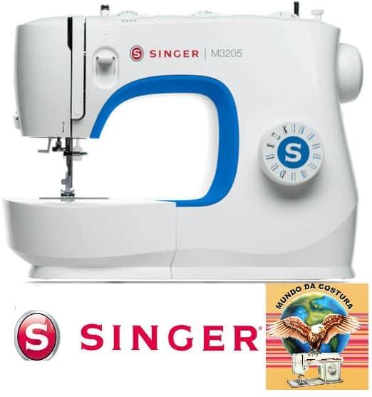Maquina de Costura Singer M3205