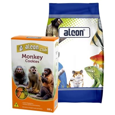 ALCON CLUB MONKEY COOKIES 9KG