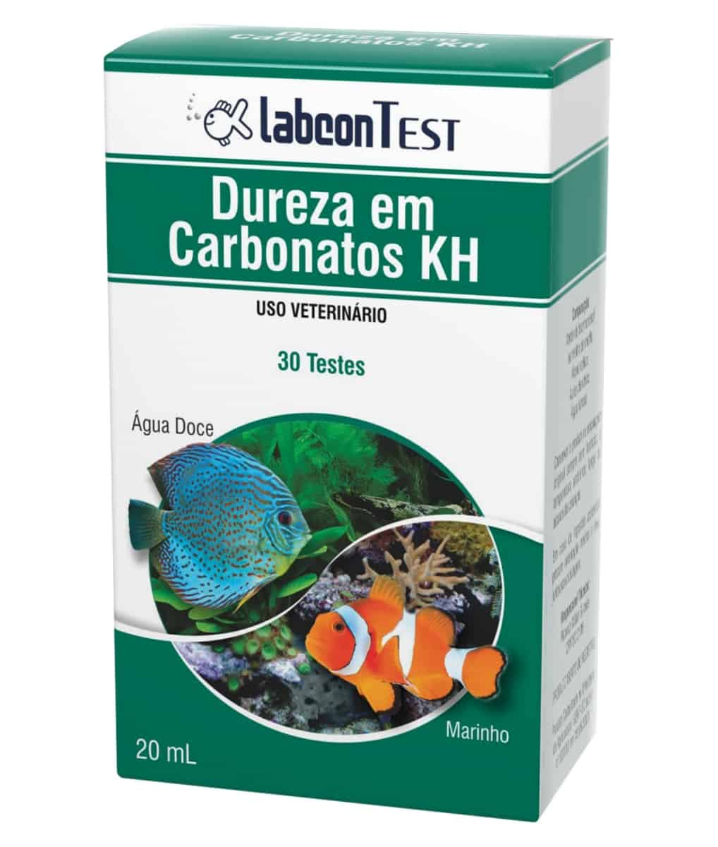 LABCON TESTE DUREZA CARBONATO KH 30