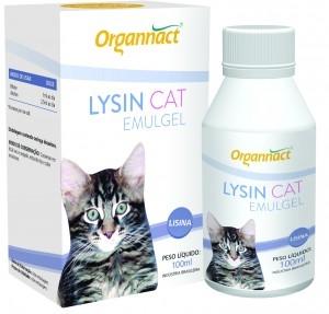 Lysin Cat Emugel 100ml