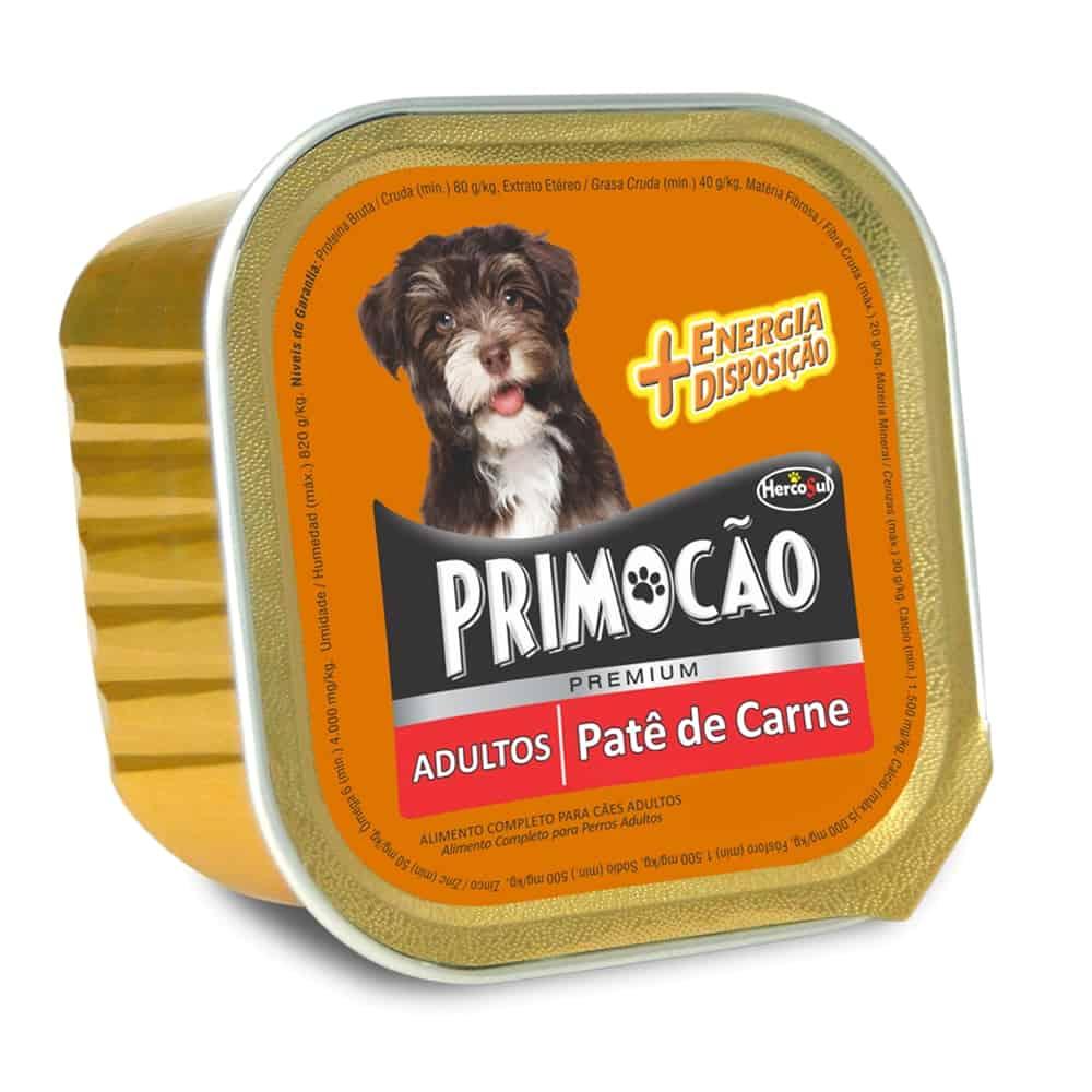 PRIMOCÃO PATE CARNE 300G