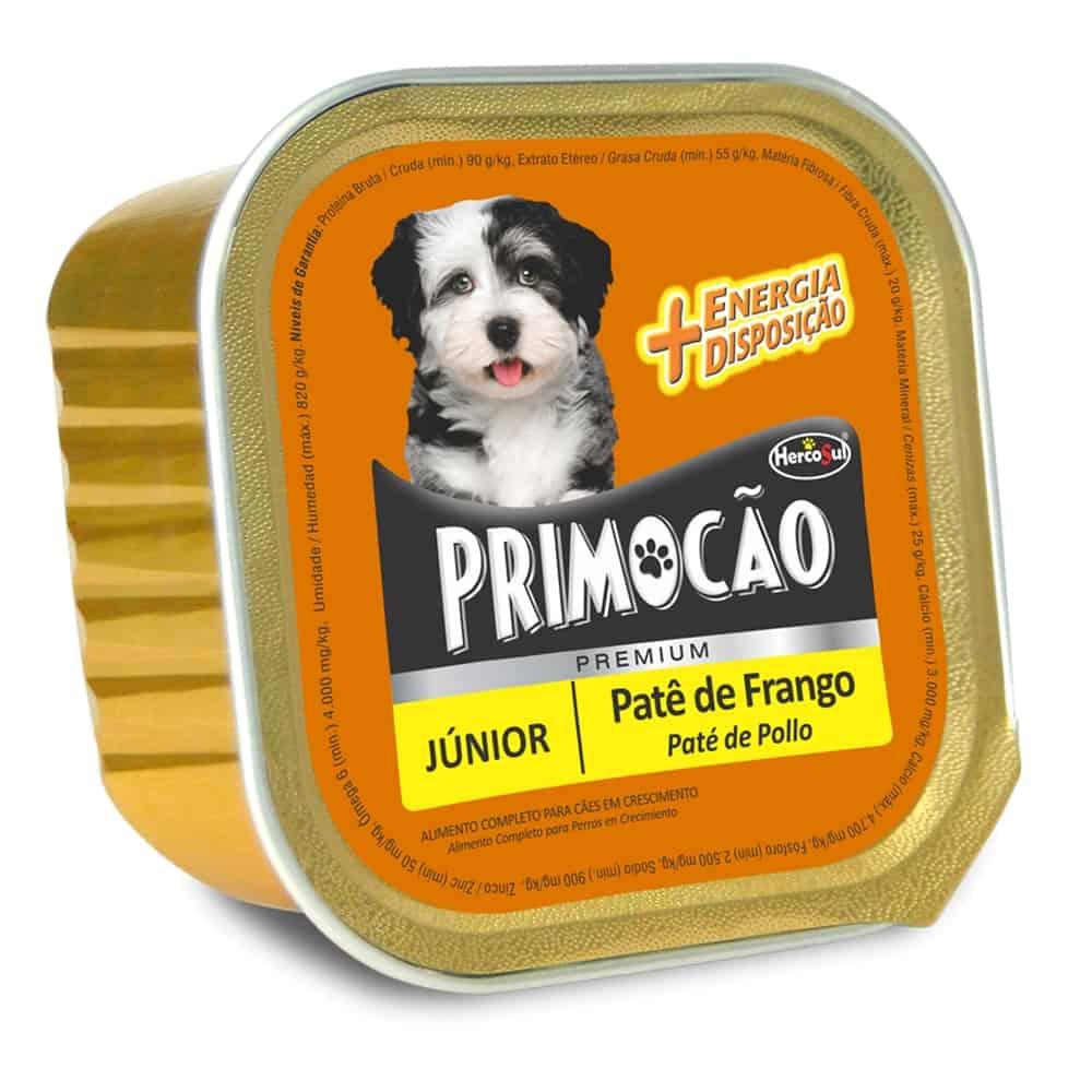 PRIMOCÃO PATE JUNIOR 300G