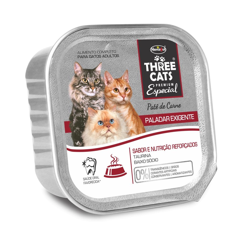 THREE CATS PATE PALADAR 90G