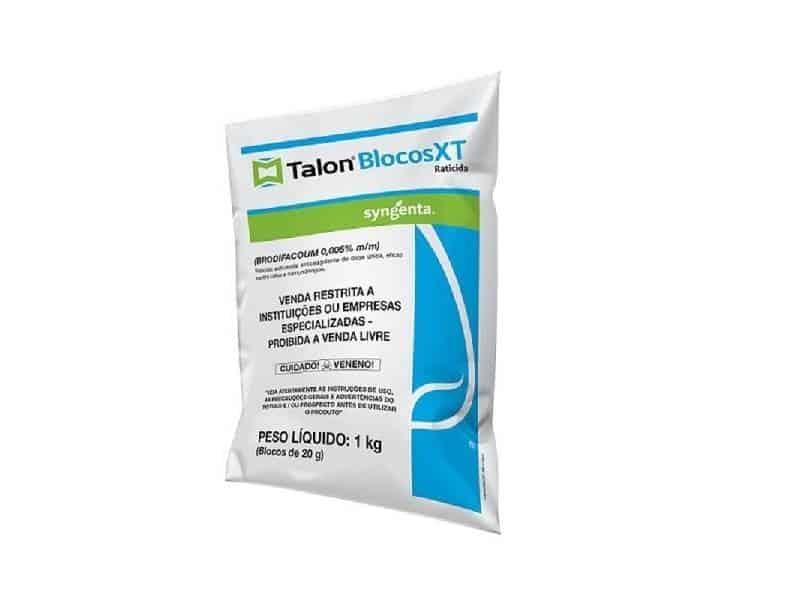 Talon Blocos XT - Raticida 1Kg