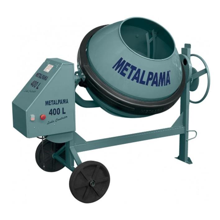 Betoneira 400 litros Metalpama