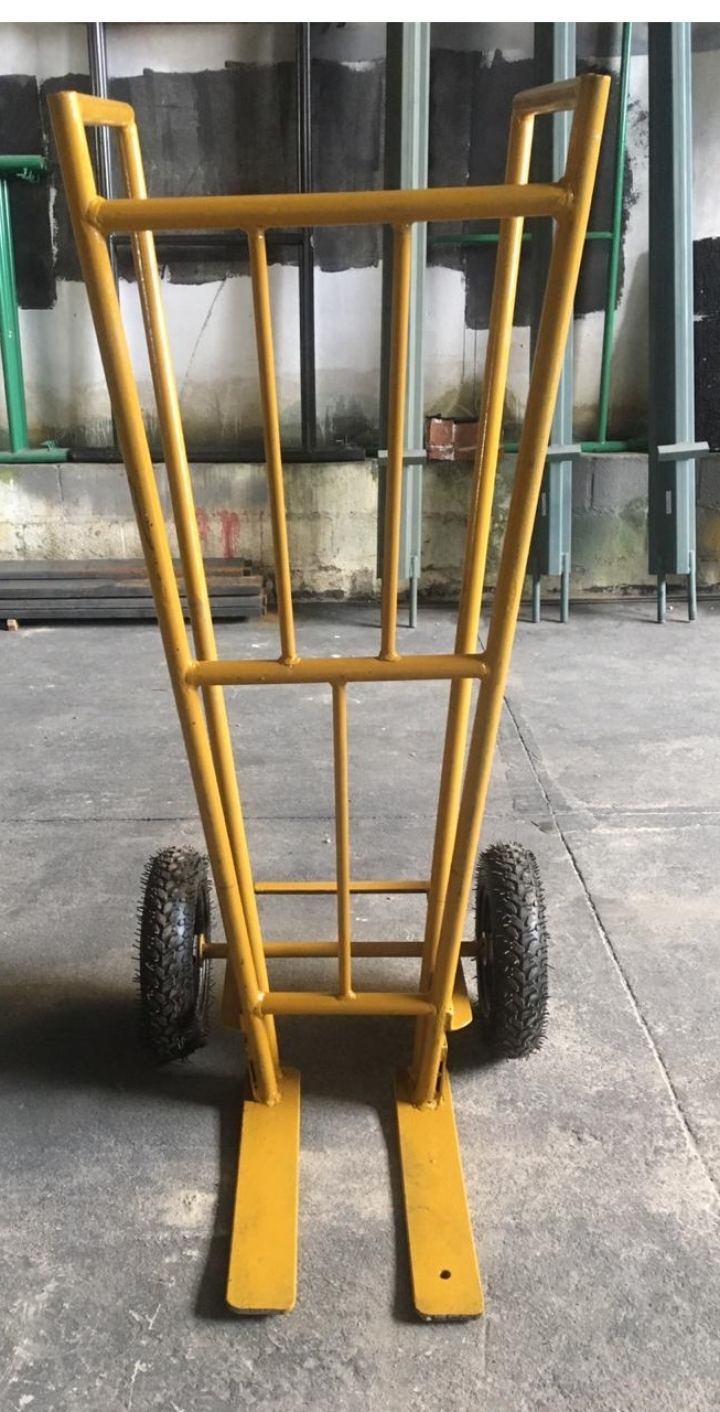 Carrinho para transporte de blocos MC-90