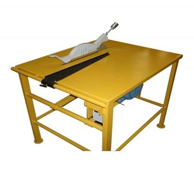 Mesa de Serra para cortar madeira