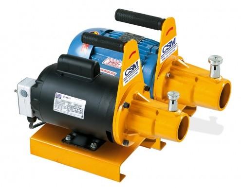 Motor elétrico c/ base fixa p/ vibrador de imersão