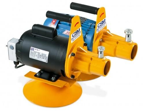 Motor elétrico c/ base giratória p/ vibrador de imersão