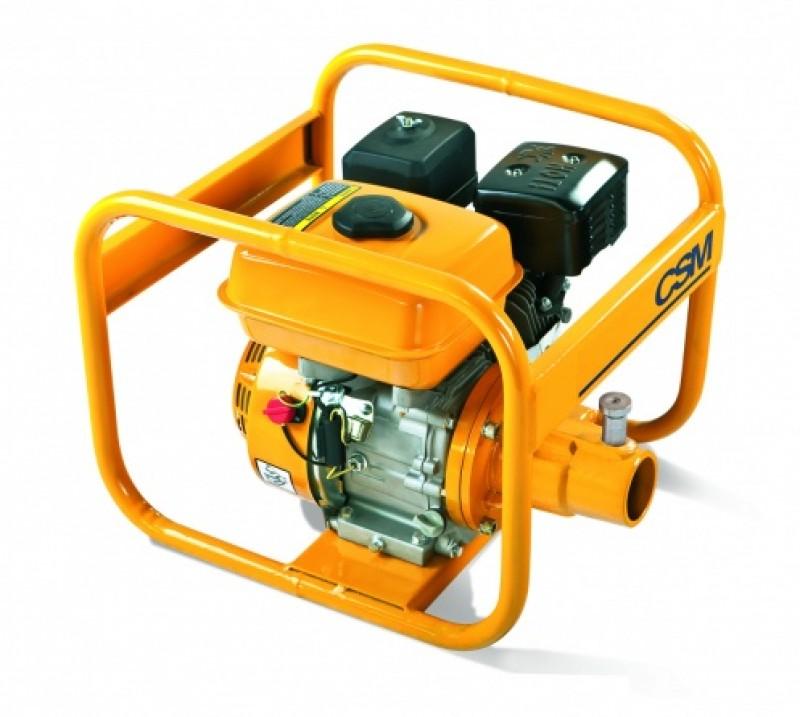 Motor a gasolina para vibrador de imersão