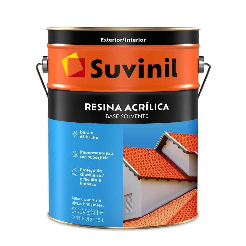 suvinil resina acrílica (base solvente)