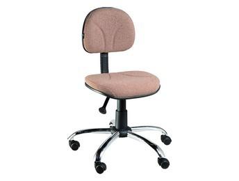 Cadeira Secretária Cromada