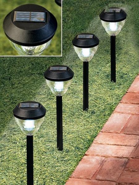 iluminacao de jardim energia solarPostinho Energia Solar Produtos 1