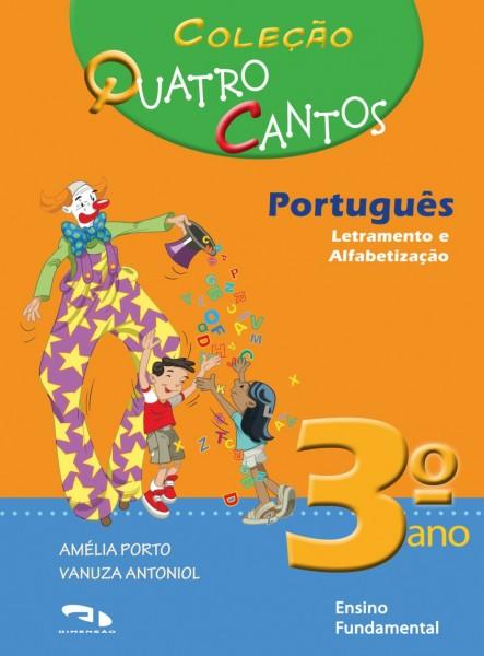 Coleção Quatro Cantos - Português - 3º ano