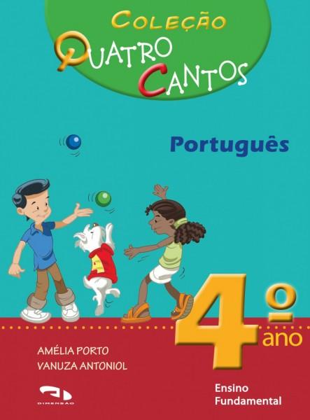 Coleção Quatro Cantos - Português - 4º ano