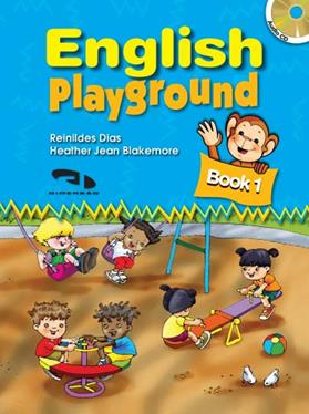 English Playground - Book 1